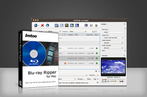 ImTOO Blu-ray Ripper for Mac