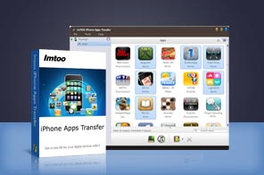 ImTOO iPhone Apps Transfer