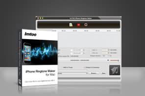 ImTOO iPhone Ringtone Maker for Mac