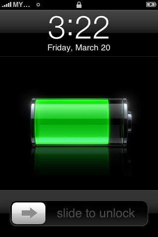 iPhone tips and tricks - iPhone battery
