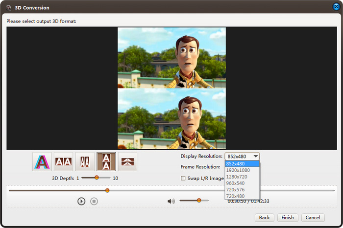 ImTOO Video Converter Ultimate Screenshot
